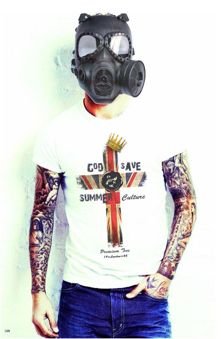 Culdesac Culture design: London Calling