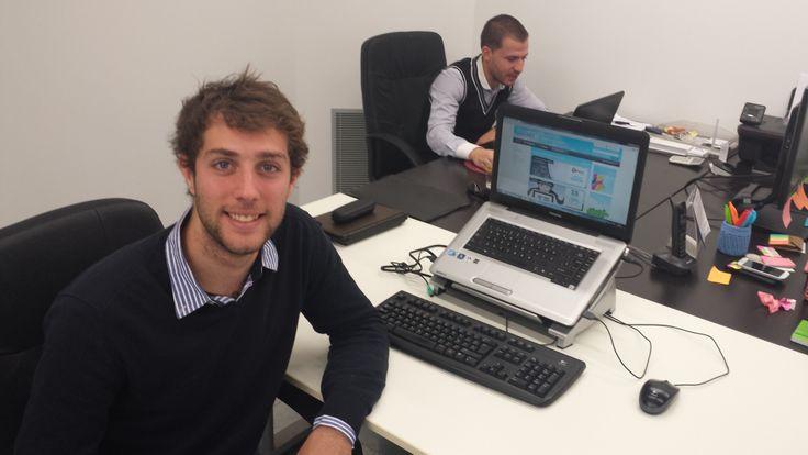Eduard Altimiras se ha unido a nuestro equipo y realizará tareas de comunicación y contenido web. ¡Bienvenido!
