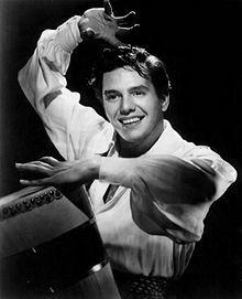 Desiderio Arnaz (better known as Desi Arnaz) (March 2, 1917 – December 2, 1986)