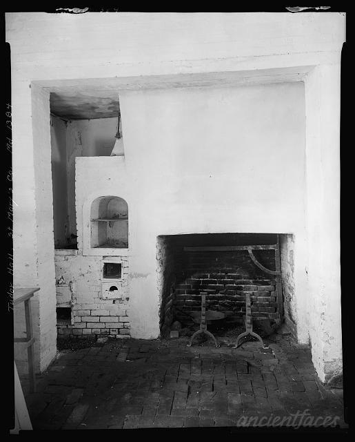 Tudor Hall, Leonardtown, MD