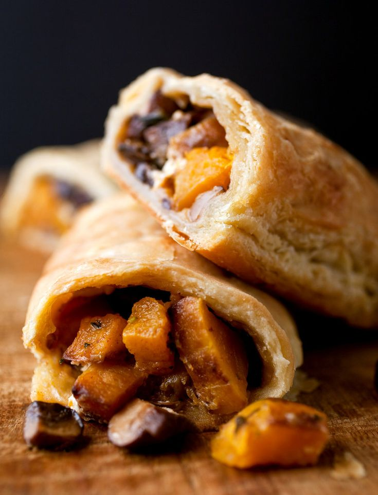 recipe: butternut squash goats cheese puff pastry [21]