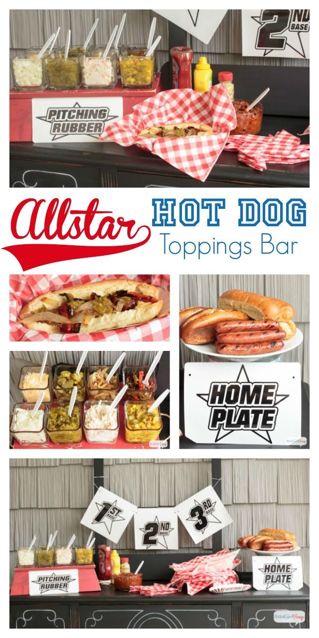 Summer entertaining doesn't have to be fancy or time consuming. Throw some hot dogs on the grill, dish up some delicious hot dog toppings and you have the makings for the perfect summer party.  #FinestGrillathon #ad