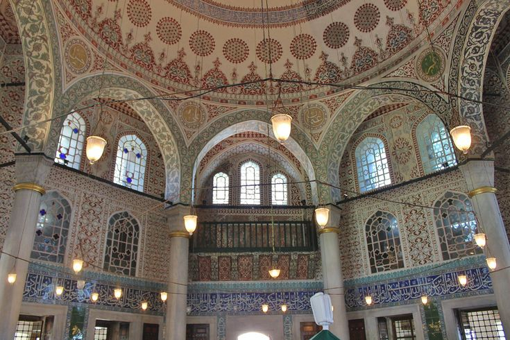 Istanbul: Mausoleum of Sultan Mehmed III | by zug55