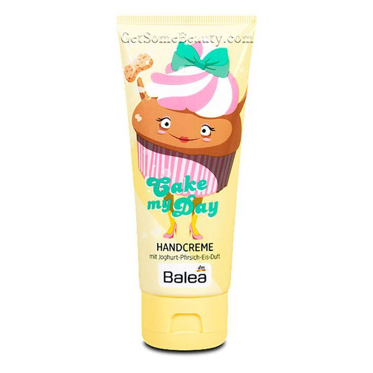 Balea Hand Cream Cake My Day 100 ml | Get Some Beauty