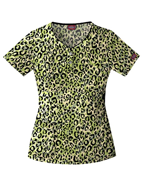 Multi Pocket Top 'Animalia'  #Animalia