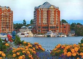 Coast Victoria Harbourside Hotel and Marina