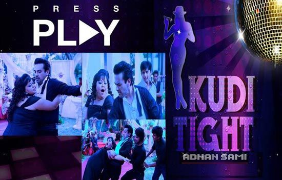 Kudi Tight by Adnan Sami Official Music Video Song.