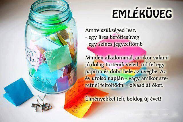 Emléküveg