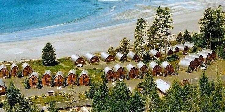 Ocean Village - Tofino, Canada