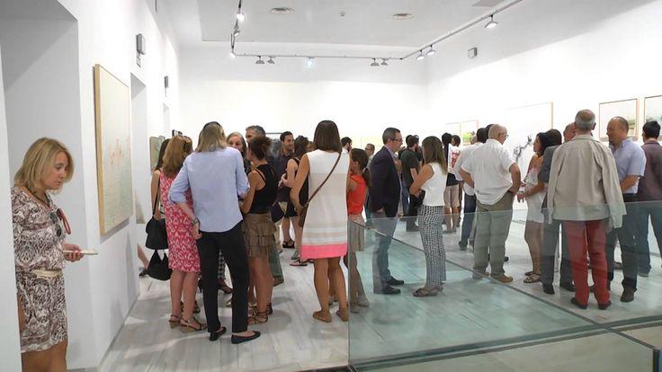 La semana pasada finalizó la exposición de #Paisajes de Granada 2013 en el Palacio de la #Madraza. Muchas gracias a todos los asistentes por la gran acogida a nuestra exposición.