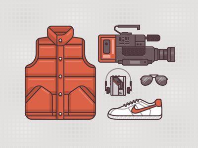 Marty McFly Gear by Ryan Putnam