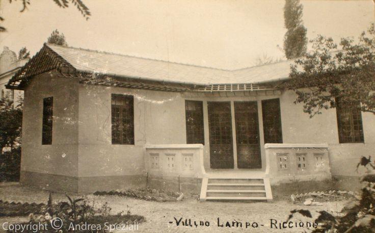 Villa Lampo. Andrea Speziali .