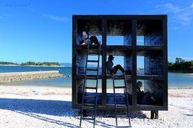 アートの中で昼寝!【佐久島】(愛知)はアートがいっぱい・自然いっぱい癒しの島 - NAVER まとめ