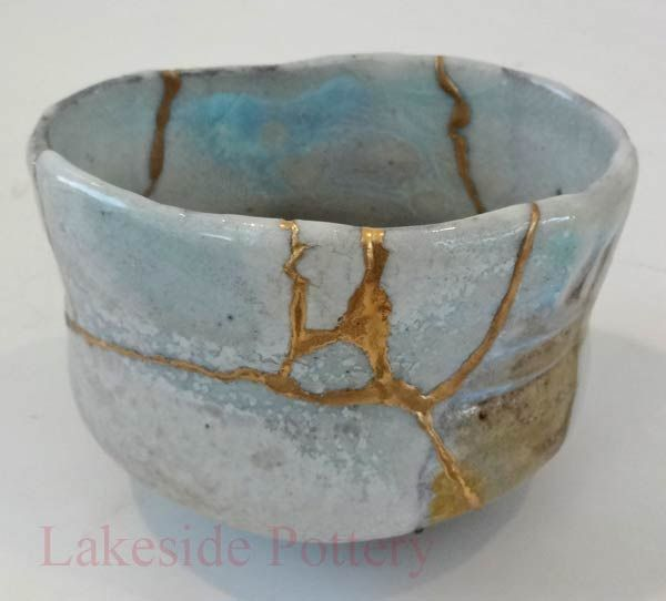 Kintsugi: Ceramic and China Repair, Golden Joinery Better Than New ...