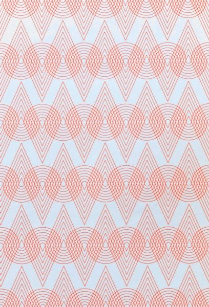 KISMET WALLPAPERS - BETTYE #patterns #graphic #design