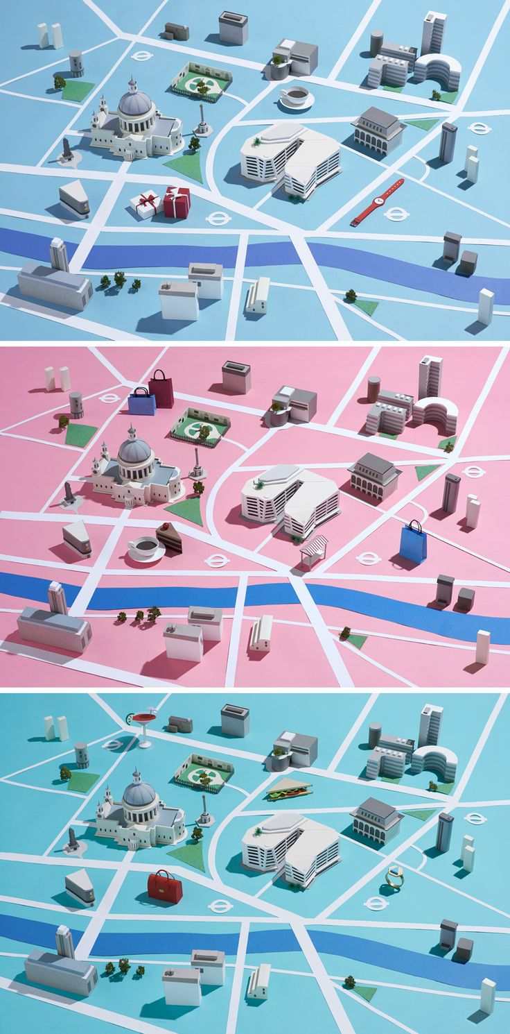 Interactive maps for Time Out online by Hattie Newman