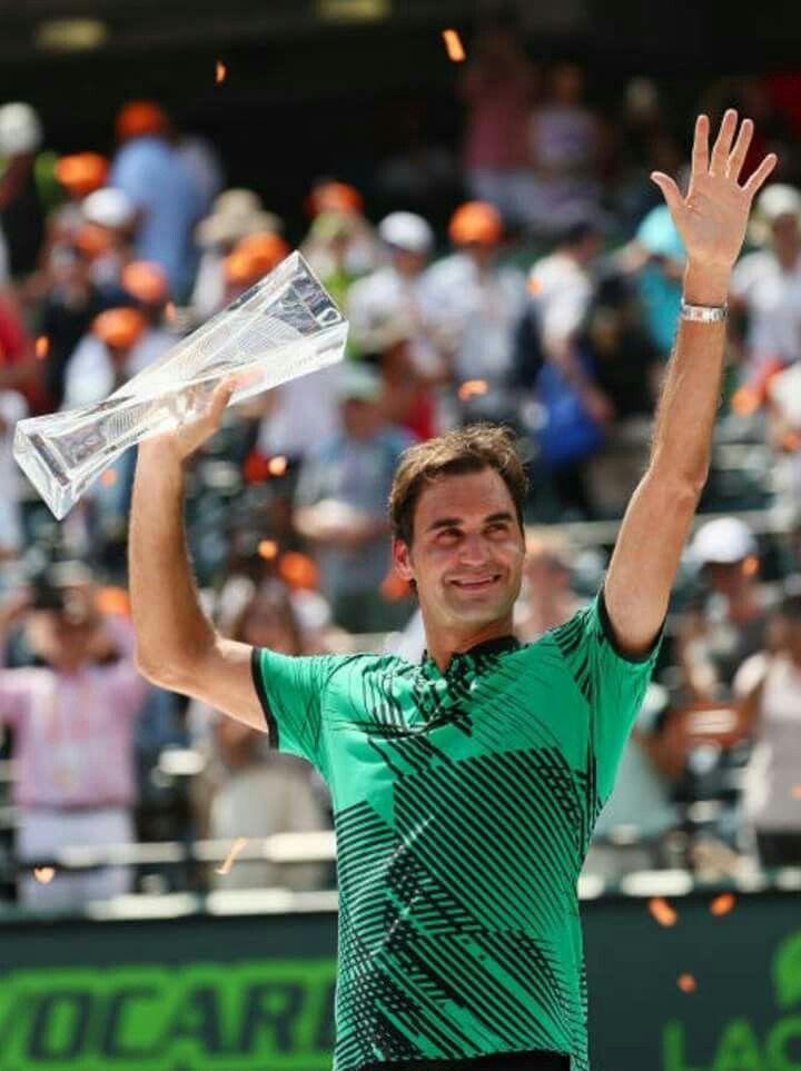 Winner Miami Open 2017