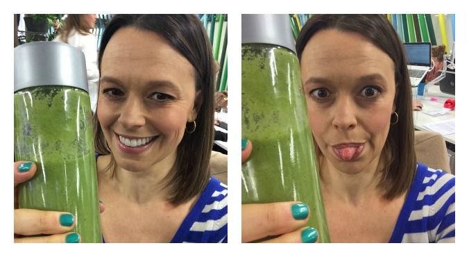 """MIA: """"My green smoothie does not make me better than you"""""""