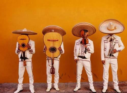 Los 4 amigos de San Miguel (photo by Holly Wilmeth)