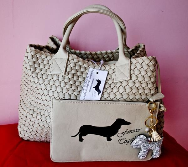Big Summer with Dachshund and charm www.ftcollection.it  Price 99 euro