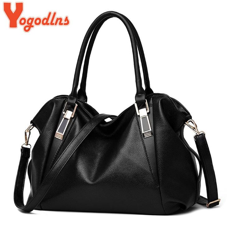 Ladies Shoulder Design Fashion Leather Zipper Handbag //Price: $23.95 & FREE Shipping //     #me