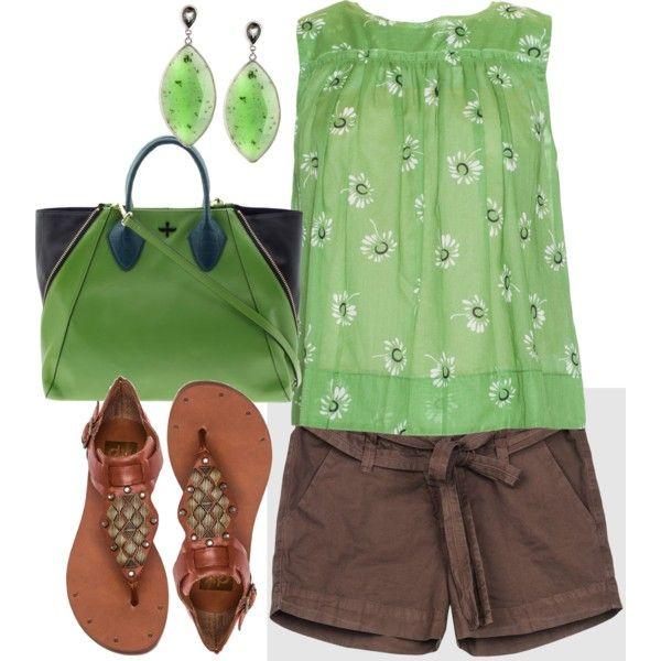 43 Best Flip Flop Outfits Images On Pinterest  Summer -5263