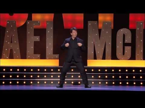 Michael McIntyre on Tights and Shoes | Oh dear, what we have to go through to pull up a pair of tights. :)))