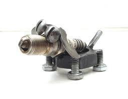 spark plug sculpture - Google Search