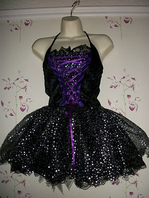 Black Fairy dress