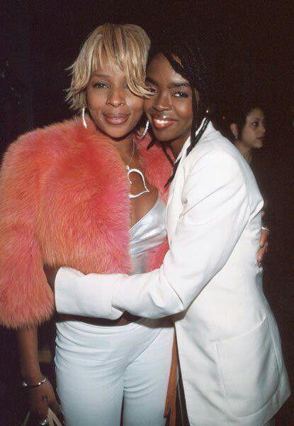 Mary J Blige & Lauryn Hill - 2 Queens https://www.etsy.com/shop/urbanNYCdesigns?ref=hdr_shop_menu