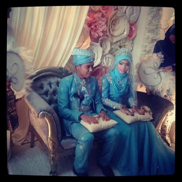 Kazen's wedding