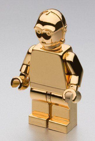 Chrome Lego » Design You Trust – Design Blog and Community