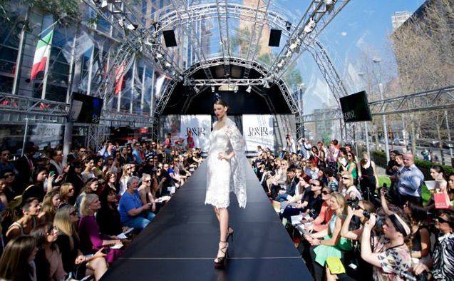 A T T R A C T I O N -   Fashion Week in Melbourne is something that attracted me to the events world! I love fashion & fashion shows and would love to be behind the scenes and work on fashion events.