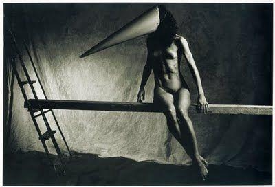 """la danza de los malditos """"mujer pajaro"""" 1989 Cayetano Ferrandez"""