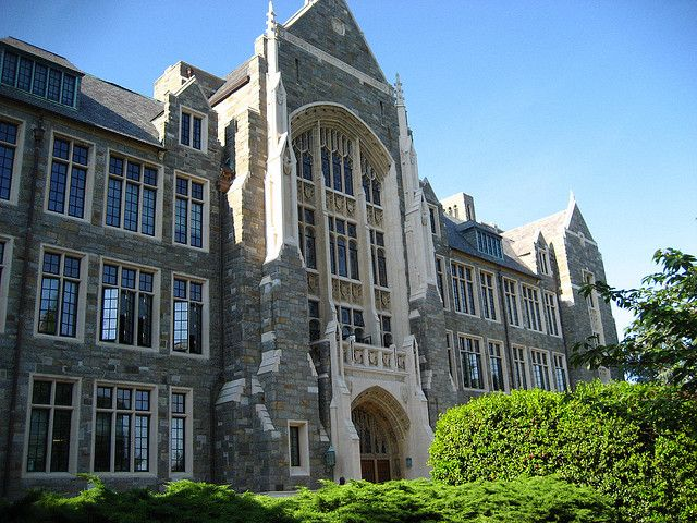 Learn About Georgetown University and What It Takes To Get In: Georgetown University in Washington, D.C.