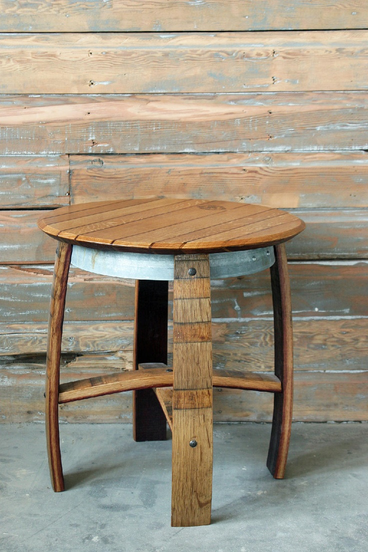 furniture made from wine barrels. Gorgeous Furniture Made Out Of Used Wine Barrels From