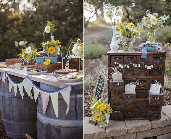 672 best images about decoraci n para bodas weddings for Decoracion de viviendas rusticas