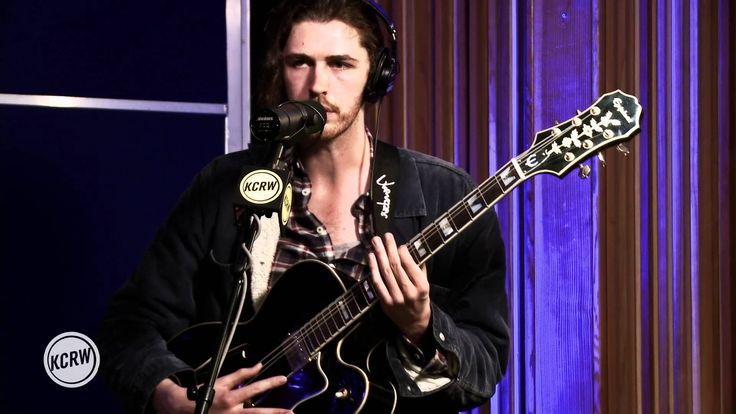 """Irish singer Hozier is poised for a big year. His track """"Take Me To Church"""" has become a staple on KCRW's playlists and we are excited to feature his US live..."""