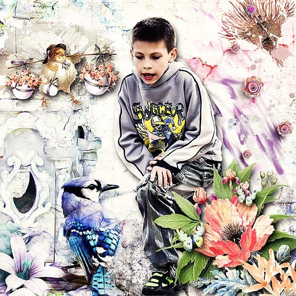 Efflorescence by Studio Lynnise
