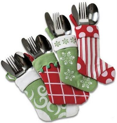 Stocking cutlery holders                                                                                                                                                                                 More