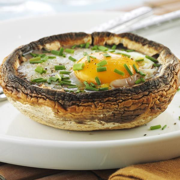 Barbecue Mushroom egg   #recipe #EggsEasyAs