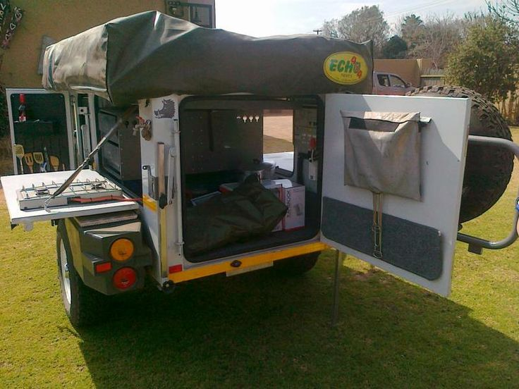 Innovative New 4x4 Off Road Trailer In Trailers For Sale Western Cape Gordons & 4x4 Off Road Camper Trailers With Elegant Photos | fakrub.com