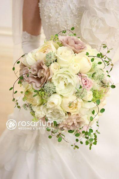 ロザリウム(Rosarium)  ナチュラルなニュアンスブーケ