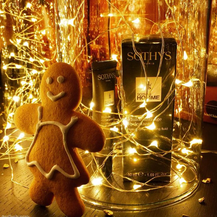 Sothys christmas 2017 homme , gingerbread #sothyshomme #homme #sothys #sothyshungary #hungary #budapest #gingerbread #gingerbreadcookie #gingerbreadman #ginger #lights #christmasgifts #christmasdecor  #christmas #2017 #idea #gift #present #christmasgift #christmasgiftideas