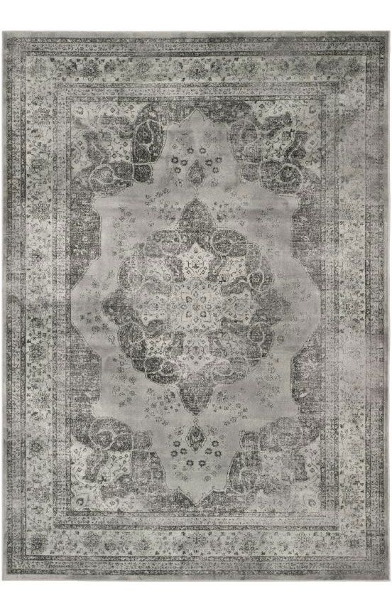 Safavieh Vintage VTG158 Grey Multi Rug