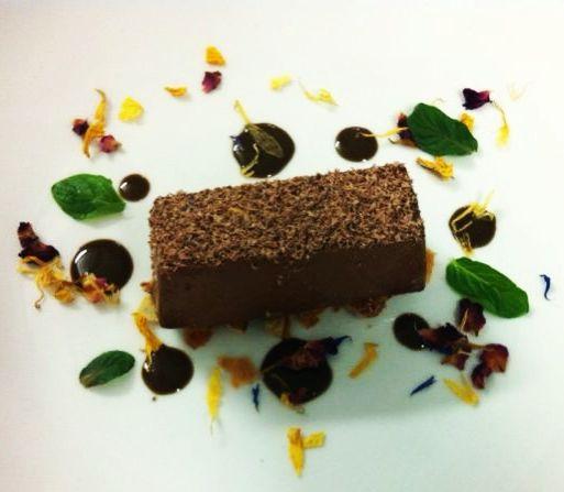 Mousse al cioccolato #bjork #swedishbrasserie # bjorkaosta