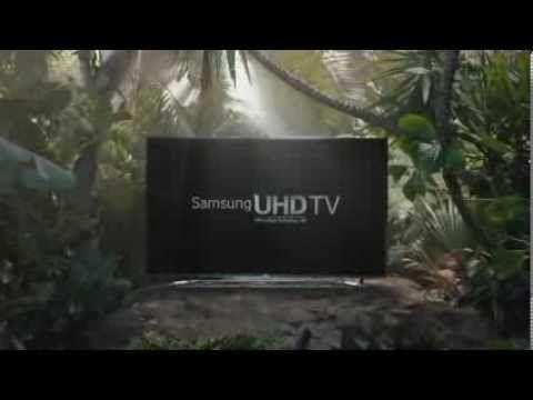 Samsung UHD TV - Future UHD, ready today