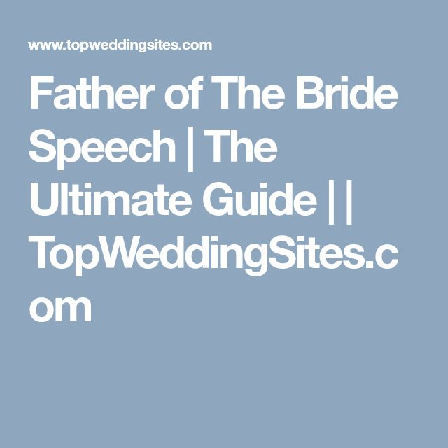 The 25+ best Father of bride speech ideas on Pinterest Groom - father of the bride speech examples