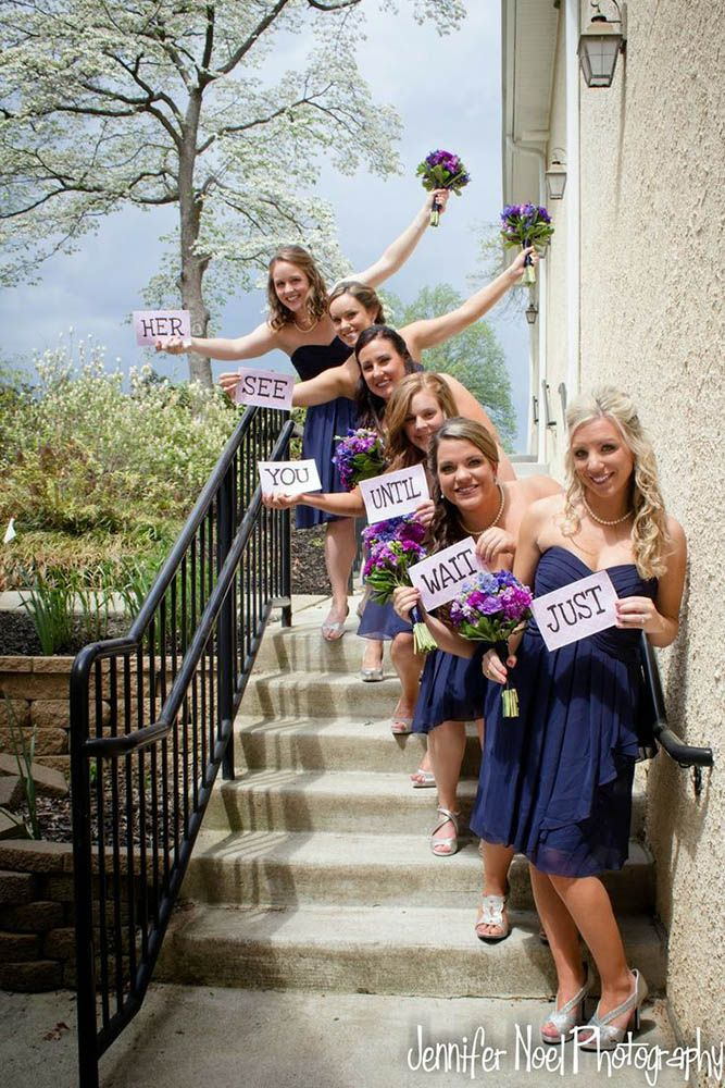 20+ Must Take Wedding Photos With Your Bridesmaids ❤ See more…
