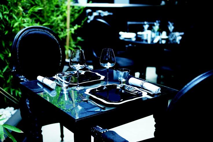 Luminarc Authentic étkészlet. Lehet fehér, vagy fekete, mindig elegáns. Különleges Authentic csészék csak nálunk!